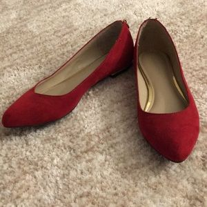 Banana Republic flats, size7